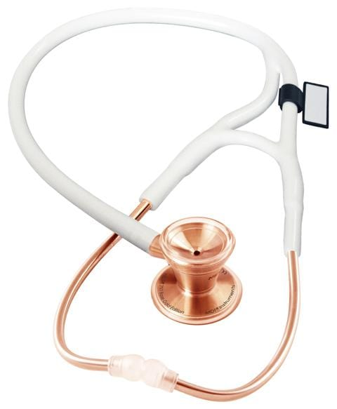 MDF ProCardial Core Rose Gold Stethoscope #MDF797