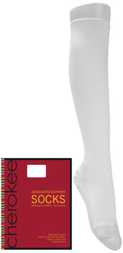 Cherokee Footwear Women's 1pr of 18 mmHg Compression Sock - MEDISOCK