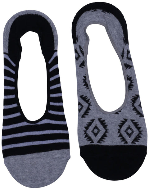 Cherokee   Women's 1-3pr pack of Peek A Boo Socks - NONOS - ScrubHaven