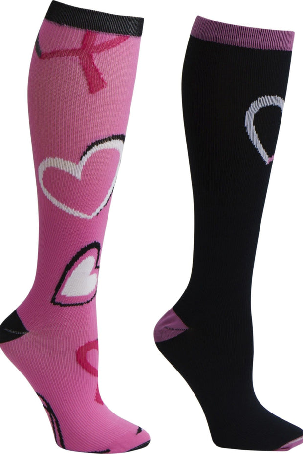 PRINTSUPPORT<br> Women's 12 mmHg Support Socks