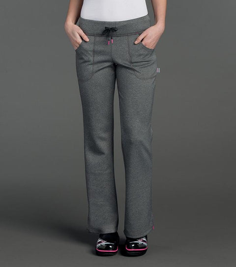 S201018 MAIN STAGE -WOMENS SMITTEN FLARE PANT - ScrubHaven