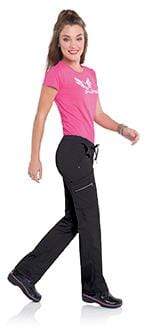 S207003 WOMENS LIMELIGHT CONVERTIBLE JOGGER PANT - ScrubHaven
