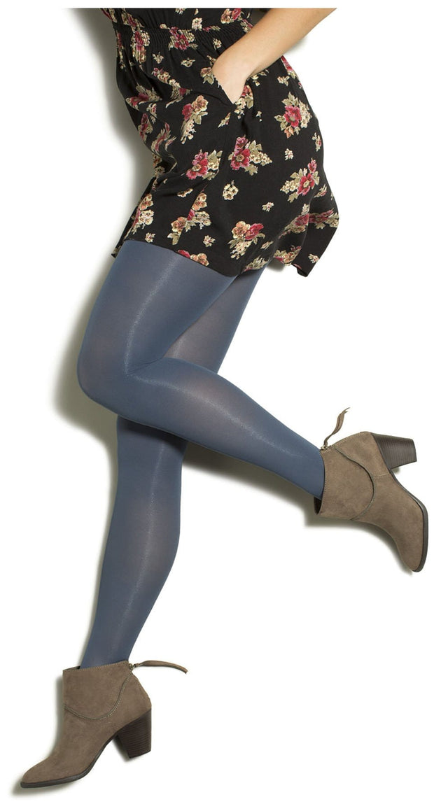 TF309<br> 10-15 mmHg Opaque Tights