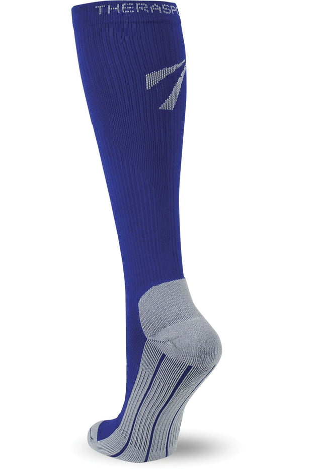 Therafirm   Unisex 15-20 mmHg Compression Recovery Sock - TF374 - ScrubHaven