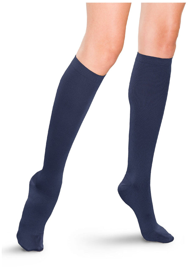 Therafirm Therafirm Women's 15-20 mmHg Womens Trouser Sock - TF685 - ScrubHaven