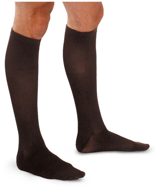 Therafirm Therafirm Men's 15-20 mmHg Mens Trouser Sock - TF691 - ScrubHaven