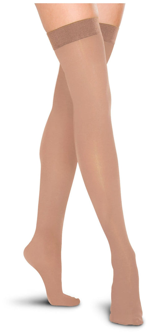 Therafirm Therafirm Women's 30-40 mmHg Thigh High Closed Toe - TF767 - ScrubHaven