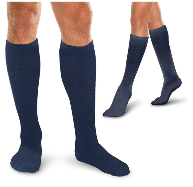 Therafirm Therafirm Unisex 20-30 mmHg Moderate Suport Sock - TFCS187 - ScrubHaven