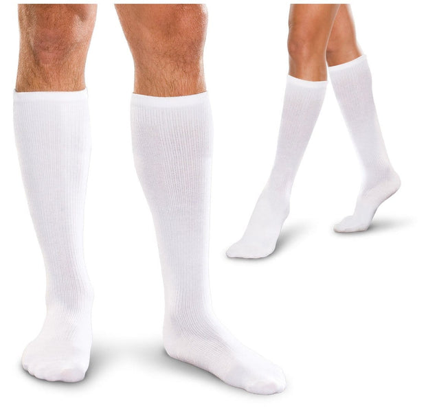 Therafirm Therafirm Unisex 30-40Hg Firm Support Sock - TFCS191 - ScrubHaven