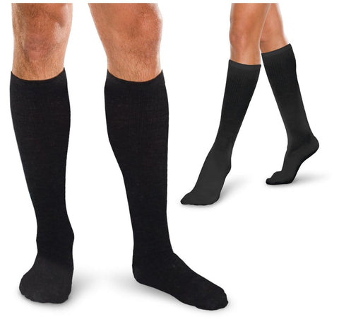 Therafirm Therafirm Unisex 30-40 mmHg Firm Support Sock - TFCS197 - ScrubHaven