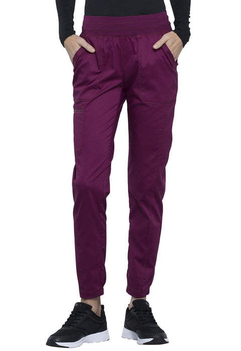 Cherokee Workwear WW Revolution Women's Natural Rise Jogger - WW011T  Tall - ScrubHaven