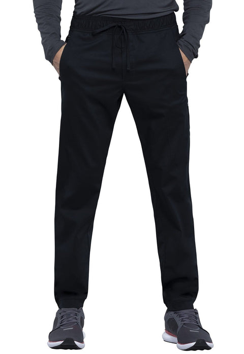 Cherokee Workwear WW Revolution Men's Men's Men's Natural Rise Jogger - WW012T  Tall - ScrubHaven