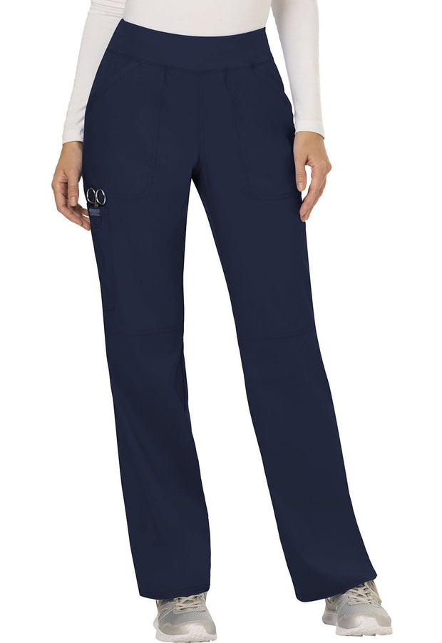 WW110T Mid Rise Straight Leg Pull-on Pant (Tall)