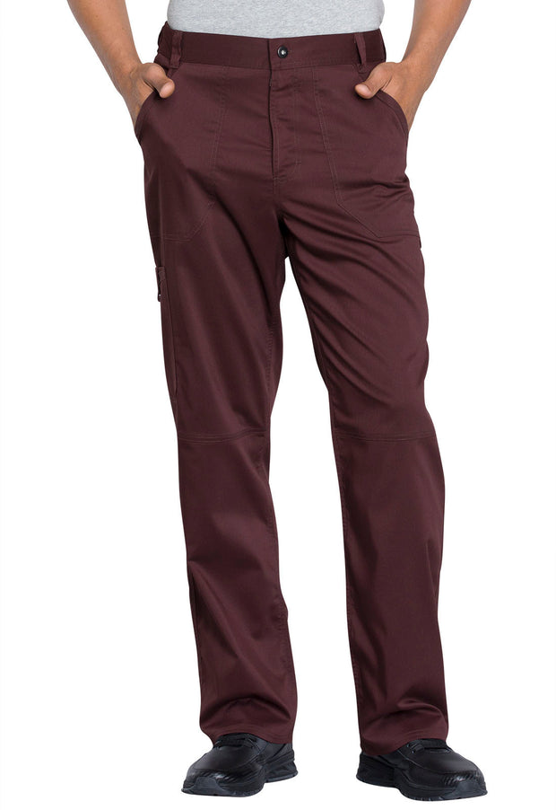 Cherokee Workwear WW Revolution Men's Fly Front Pant - WW140S  Short