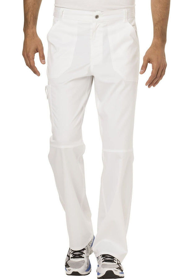 Cherokee Workwear WW Revolution Men's Men's Men's Fly Front Pant - WW140S  Short - ScrubHaven