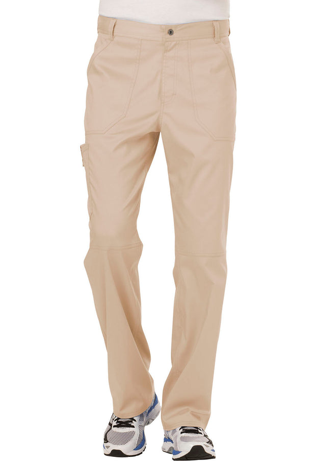 Cherokee Workwear WW Revolution Men's Fly Front Pant - WW140T  Tall