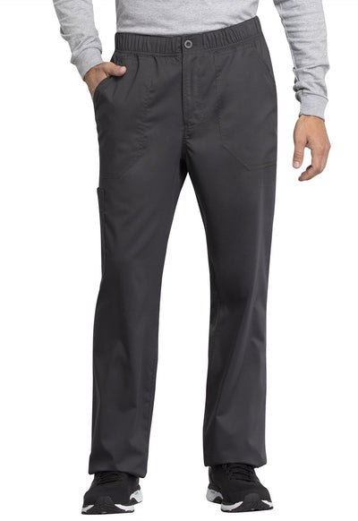 WW250AB<br> Men's Mid Rise Straight Leg Zip Fly Pant