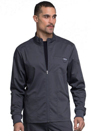 WW320<br> Men's Zip Front Jacket