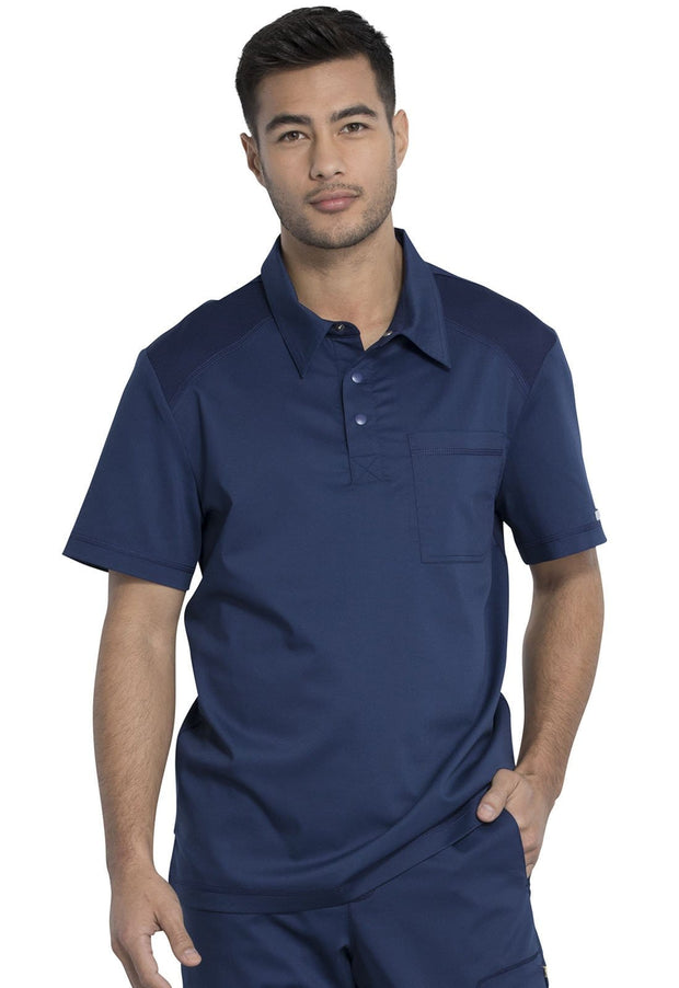 Cherokee Workwear WW Revolution Men's Men's Men's Polo Shirt - WW615 - ScrubHaven