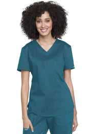 Cherokee Workwear WW Revolution Women's V-Neck O.R. Top - WW657 - ScrubHaven