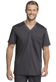 Cherokee Workwear WW Revolution Tech Mens Men's Men's V-Neck Top - WW755AB - ScrubHaven