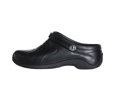 Anywear Zone Unisex Injected Clog with Backstrap - ZONE - ScrubHaven