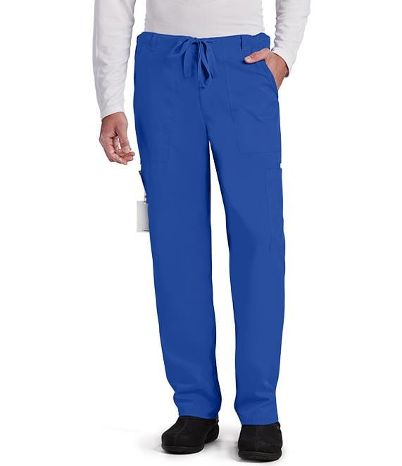 Greys Anatomy Men's Men's 6 Pocket Utility Pant - 0203X - ScrubHaven