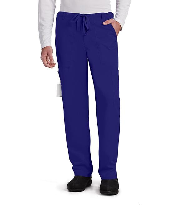 Greys Anatomy Men's Men's 6 Pocket Utility Pant - 0203T - ScrubHaven