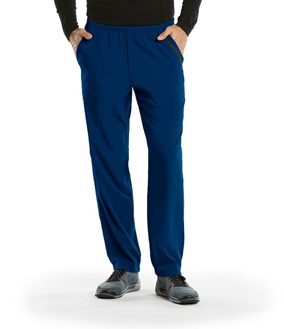 Barco One Men's 7 Pocket Cargo Elastic Pant - 0217T - ScrubHaven