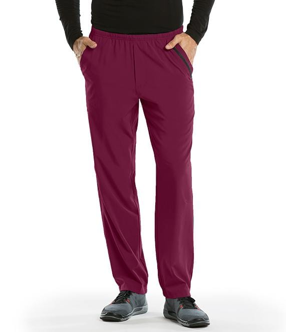 Barco One Men's 7 Pocket Cargo Elastic Pant - 0217S - ScrubHaven