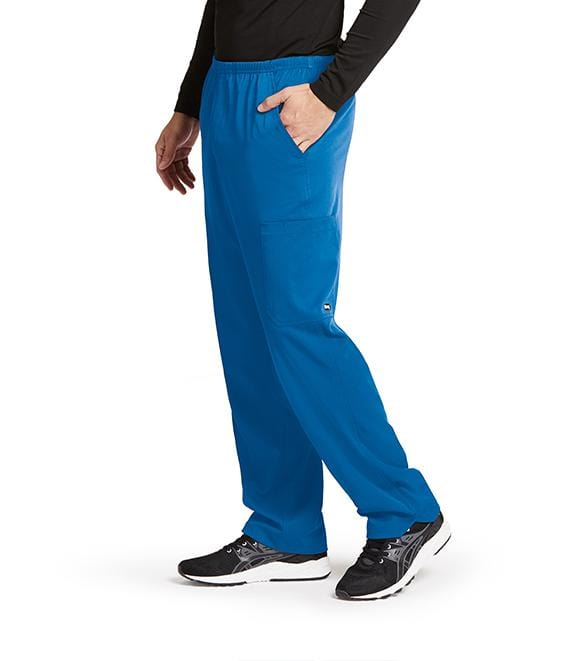 Greys Anatomy Impact Men's 6 Pocket Double Cargo Pant - 0219X - ScrubHaven