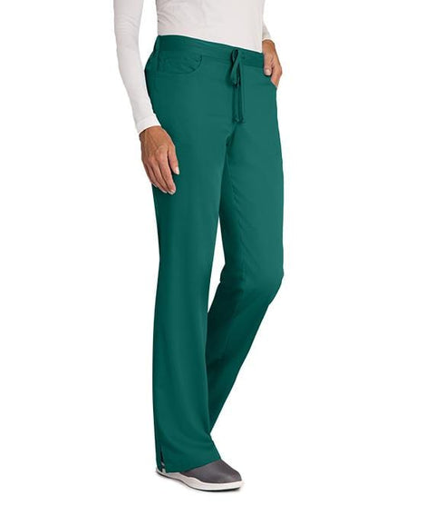 Greys Anatomy Women's 5 Pocket Drawstring Pant - 4232 - ScrubHaven