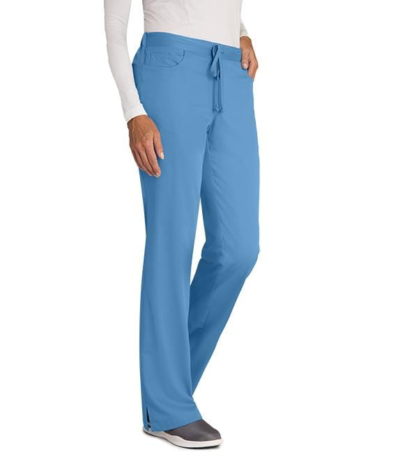 Greys Anatomy Women's 5 Pocket Drawstring Pant - 4232X - ScrubHaven