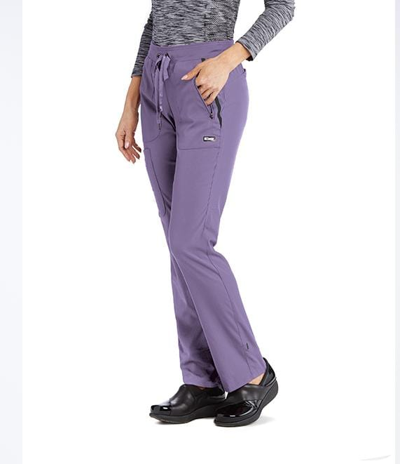 Greys Anatomy Impact Women's 6 Pocket Drawstring Cargo Pant - 7228 - ScrubHaven