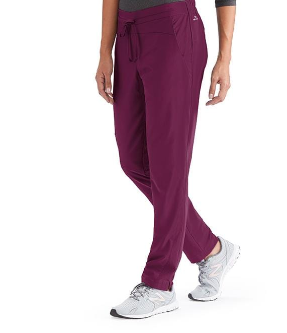 Barco Wellness Women's 4 Pocket Flatgel Drawcord Cargo - BWP506T Tall - ScrubHaven