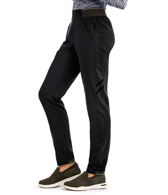 Greys Anatomy Impact Women's 4 Pocket Elastic Waist B-Tape Pant - GIP504T Tall - ScrubHaven