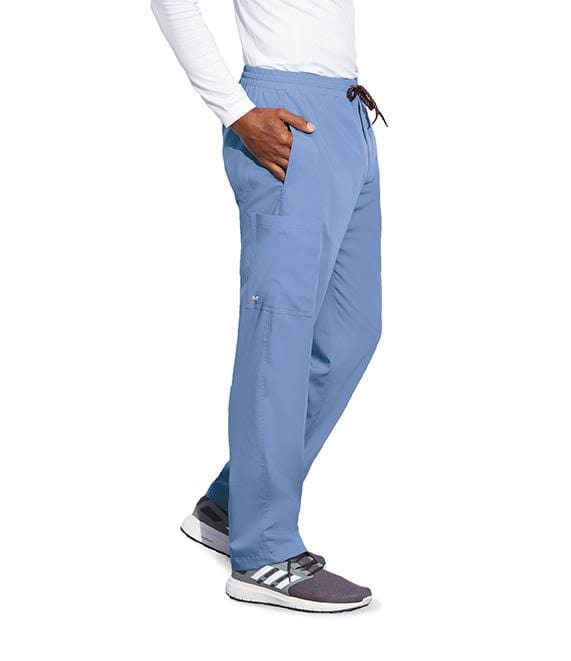 Motion by Barco Men's 4 Pocket Large Cargo & Drawcord - MOP016T Tall - ScrubHaven