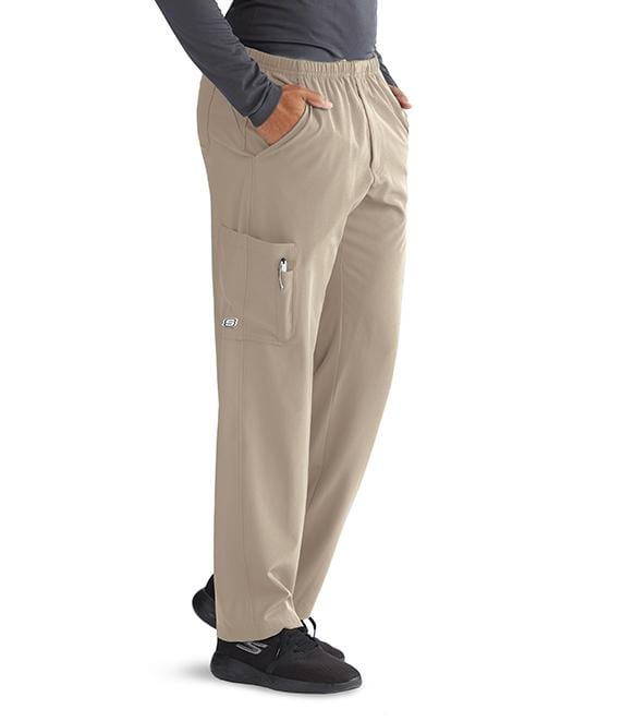 Skechers Men's 4 Pocket Structure Cargo Pant - SK0215T Tall - ScrubHaven