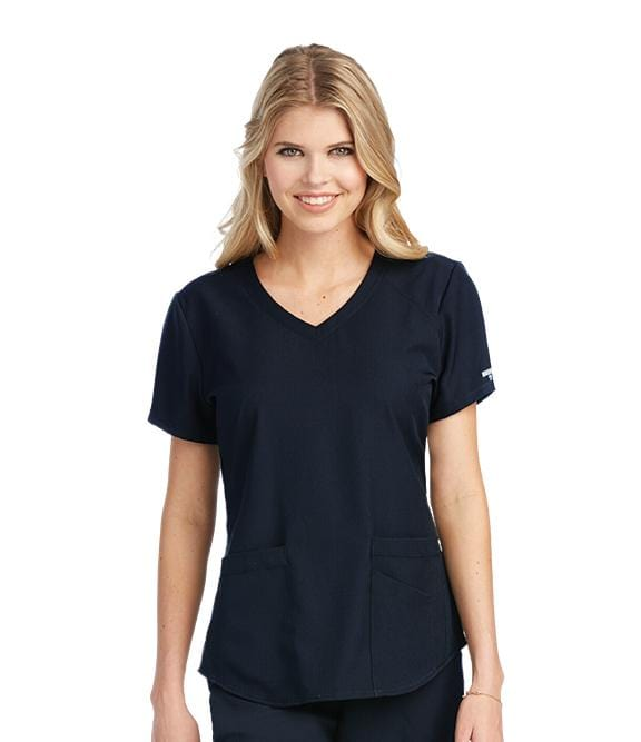 Skechers Women's 3 Pocket Vitality V-Neck - SK101X - ScrubHaven