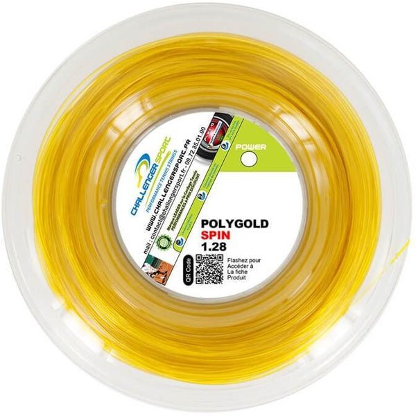 Polygold SPIN 200m. Jauge 1.28