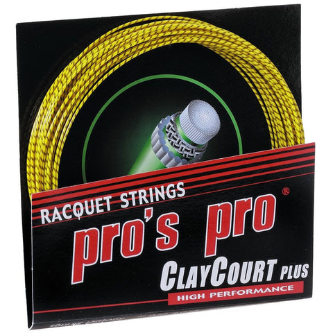 PRO'S PRO Clay Court Plus 12m. Jauge 1.30