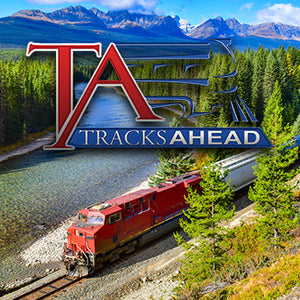 Tracks Ahead DVDs and Merchandise