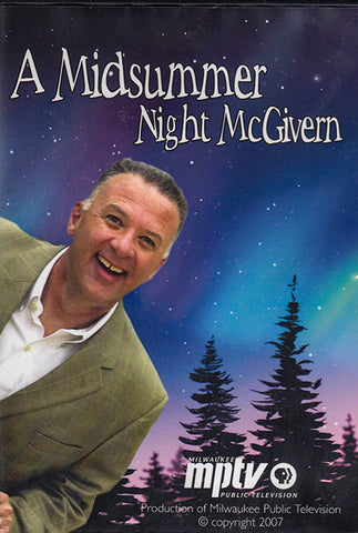 A Midsummer Night McGivern - PRICE INCLUDES SHIPPING