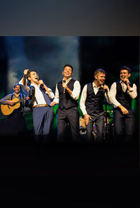 Celtic Thunder One Pair of Tickets