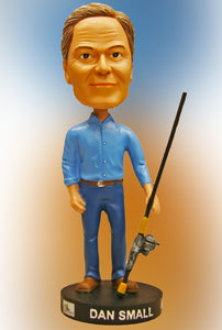 Dan Small Bobblehead - PRICE INCLUDES SHIPPING