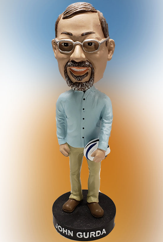 John Gurda Bobblehead - PRICE INCLUDES SHIPPING