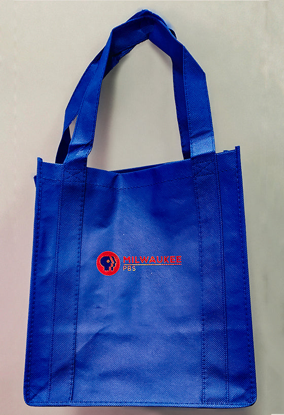 Milwaukee PBS Tote Bag - PRICE INCLUDES SHIPPING