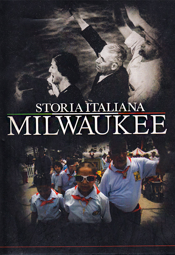 STORIA ITALIANA - Milwaukee DVD - PRICE INCLUDES SHIPPING
