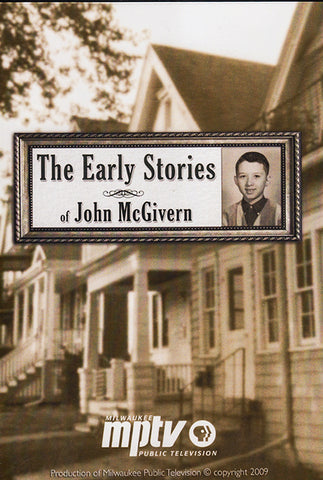 The Early Stories of John McGivern - PRICE INCLUDES SHIPPING