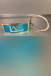 Tracks Ahead - Key Ring PRICE INCLUDES SHIPPING
